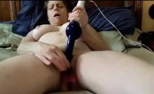 Mature Cam Slut With Toys