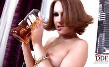Zuzana Z gets triple joy
